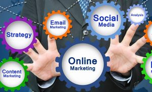 Using Mobile Wallet for Social Internet Marketing