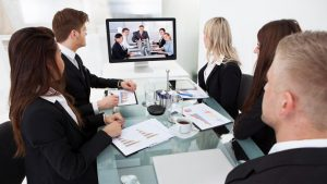 Online Marketing and Teleconference Technology
